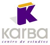 Logo Centro de Estudios KARBA